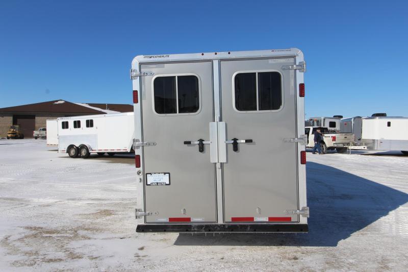 2018 Featherlite 8541 3HR GN Horse Trailer