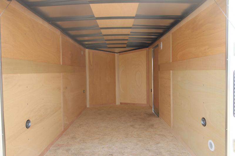2020 American Hauler Arrow 7X14 Enclosed Cargo Trailer