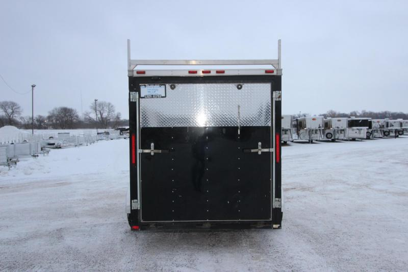 2015 American Hauler 6x10 Enclosed Cargo Trailer