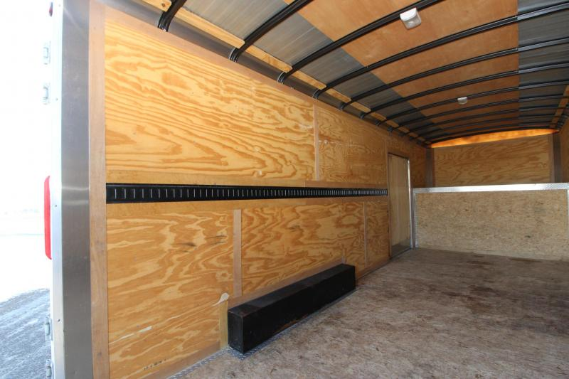 2014 RC Trailers 8.5' x 20' GN Enclosed Cargo Trailer