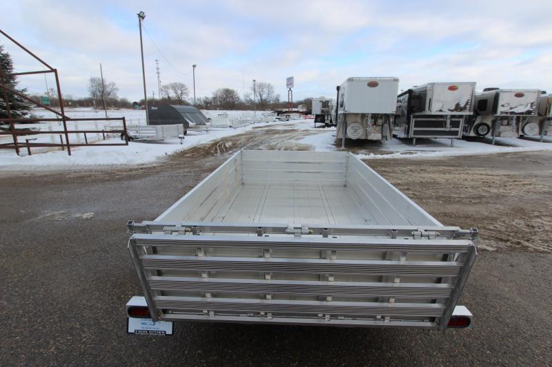2020 Triton AUT1064 5x10 Utility Trailer