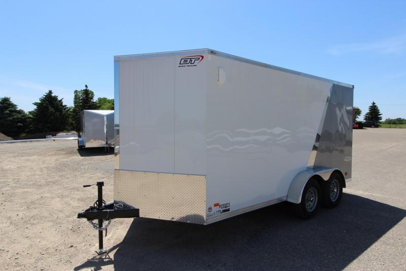 2020 Bravo Trailers 7x14 Scout BP Enclosed Cargo Trailer