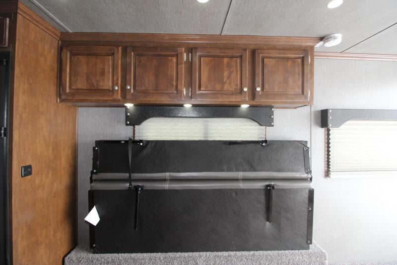 2019 Sundowner Trailers 30 Open Toy Hauler