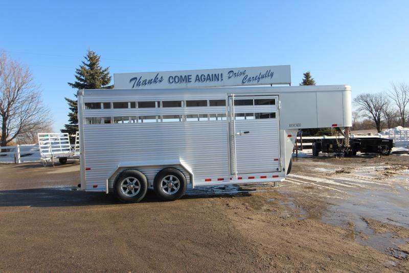 2020 Sundowner Trailers 16 GN Livestock Trailer
