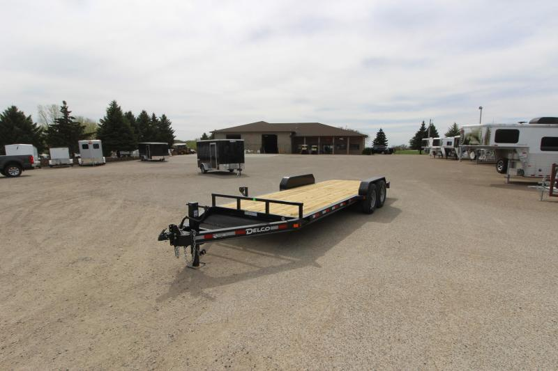 2020 Delco Trailers 20' Car / Racing Trailer