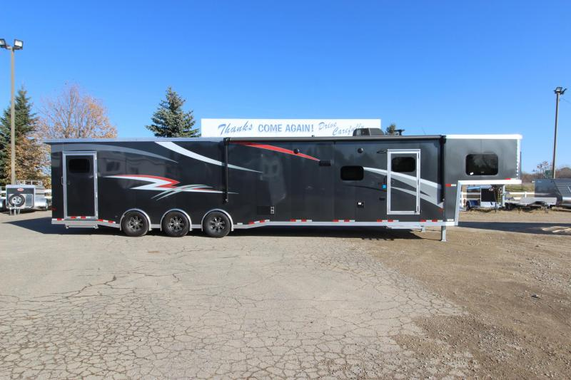2020 Sundowner Trailers 2586 GM 20 Garage 17.5 LQ Toy Hauler RV