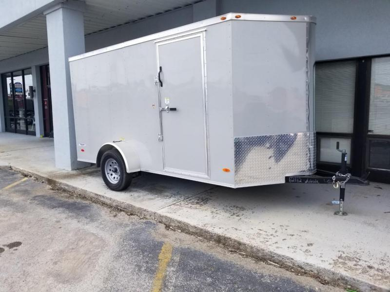 2019 Freedom Trailers 6X12SA Enclosed Cargo Trailer
