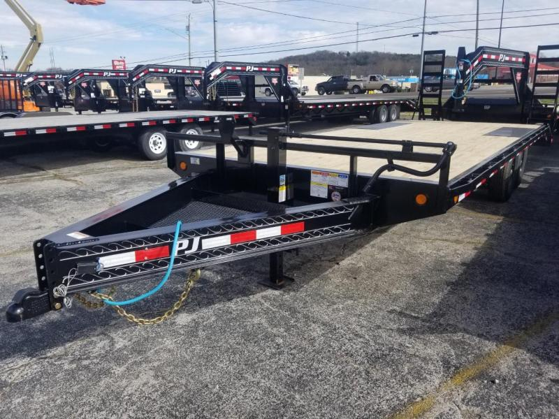 2019 PJ Trailers F8222 Equipment Trailer