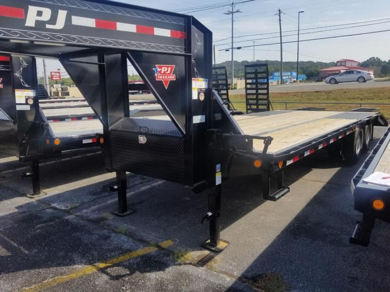 2020 PJ Trailers LD252 Flatbed Trailer