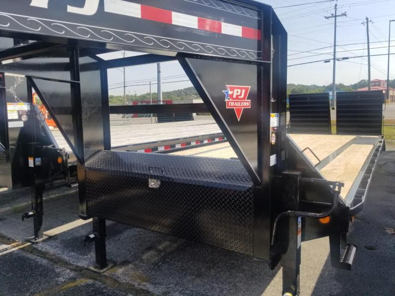 2020 PJ Trailers LS252 Flatbed Trailer