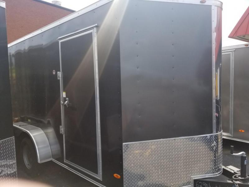 2020 Freedom Trailers 7X14 TA Enclosed Cargo Trailer