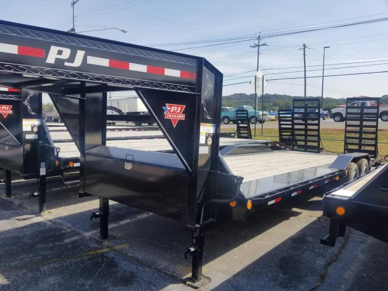 2020 PJ Trailers H7242 Equipment Trailer