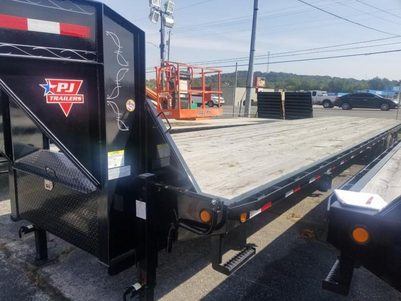 2019 PJ Trailers FD402 Flatbed Trailer