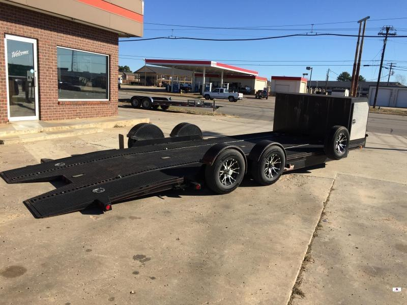 2014 MAXXD DROP N LOAD Car / Racing Trailer