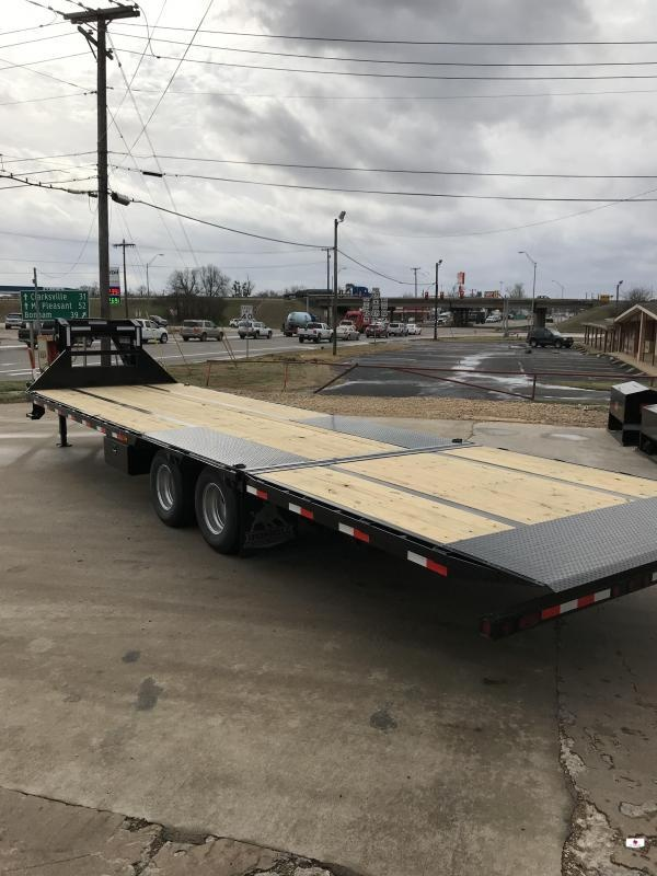 2020 Iron Bull FHG0232102 Flatbed Trailer