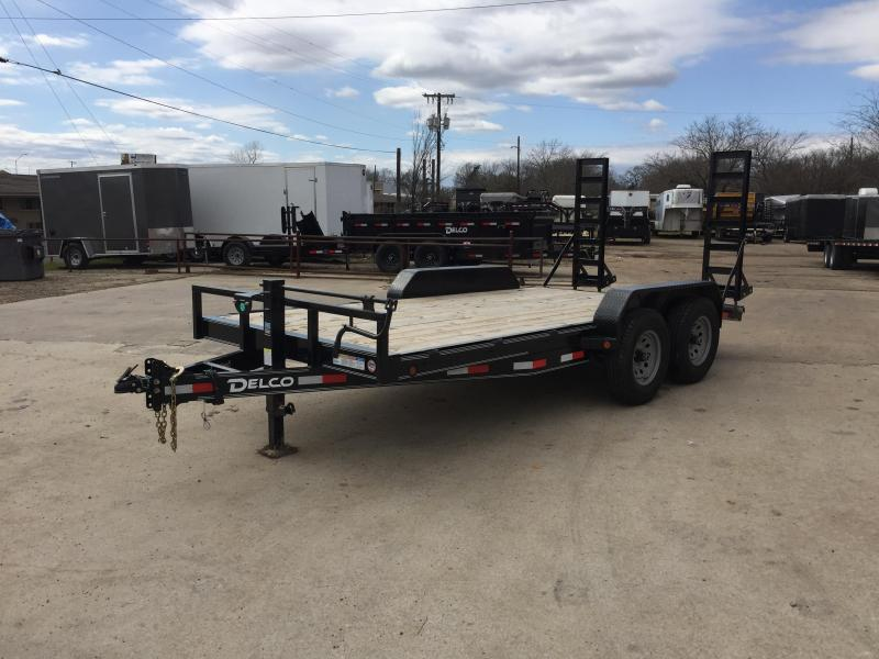 2020 Delco Trailers BC8316252 Equipment Trailer
