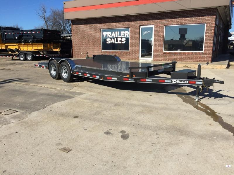 2020 Delco Trailers BC83X20252K Car / Racing Trailer