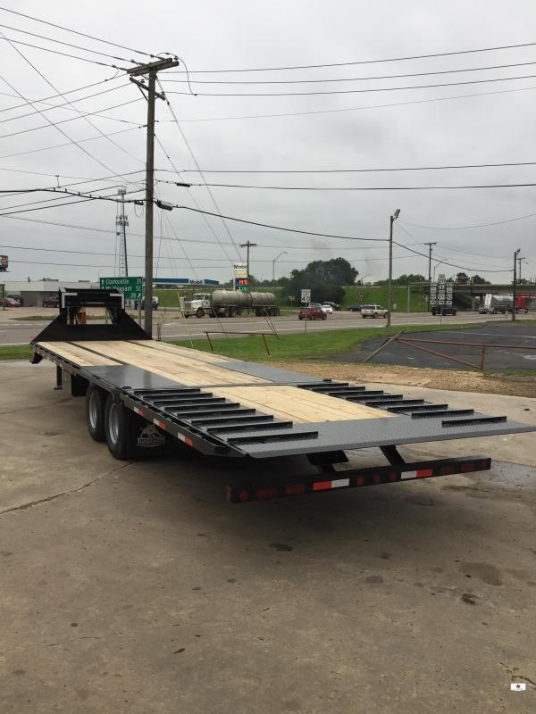 2020 Iron Bull FHG0232122 Flatbed Trailer