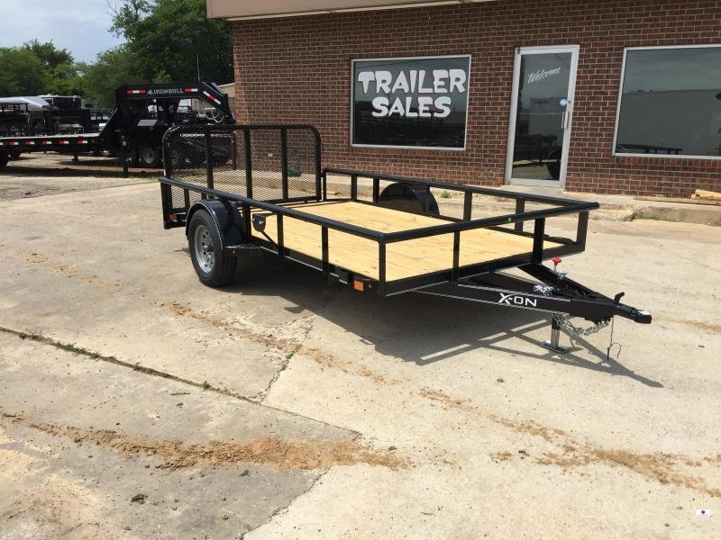 2020 X-On SA771413 ATV Trailer