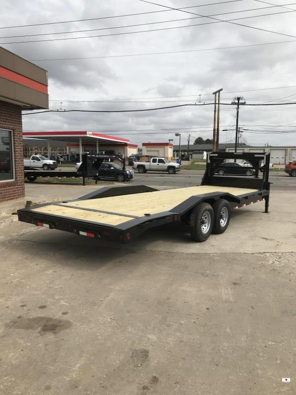 2020 Iron Bull ETG0224072 Equipment Trailer