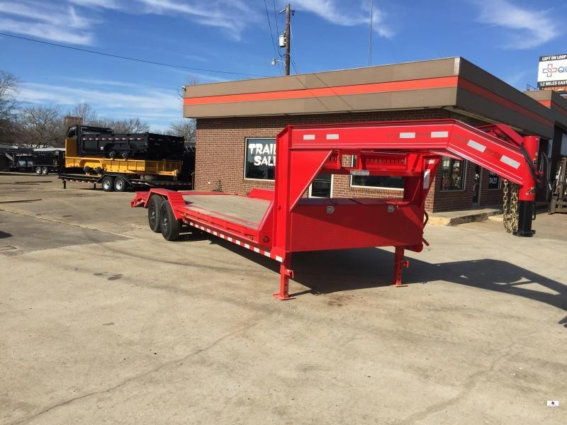 2020 Delco Trailers GC1022427 Equipment Trailer