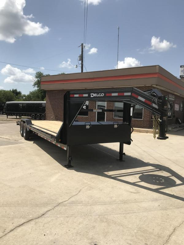 2019 Delco Trailers GC1022627 Equipment Trailer