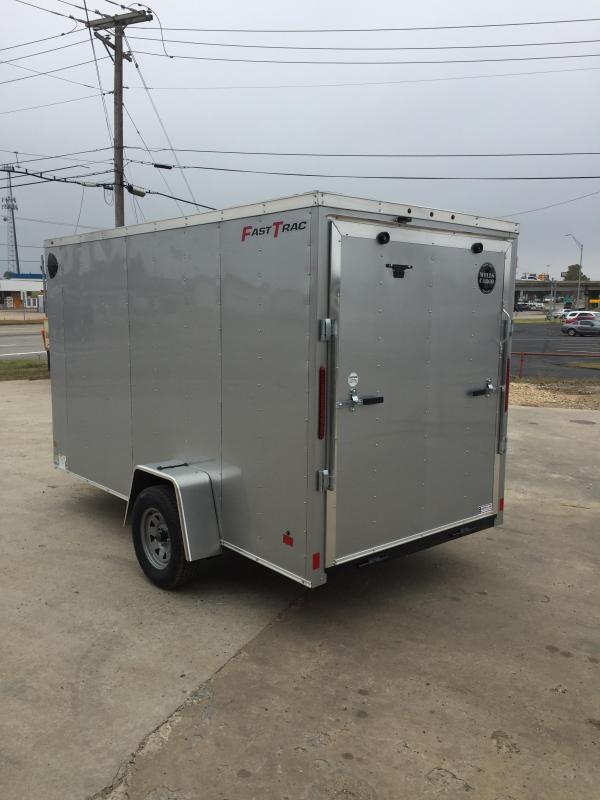 2020 Wells Cargo FT612 Enclosed Cargo Trailer