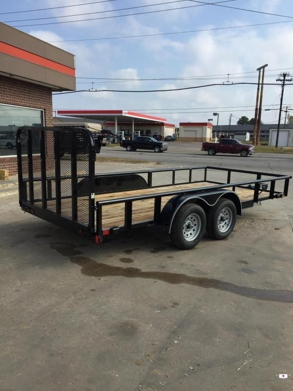 2019 X-On UT831623 Utility Trailer