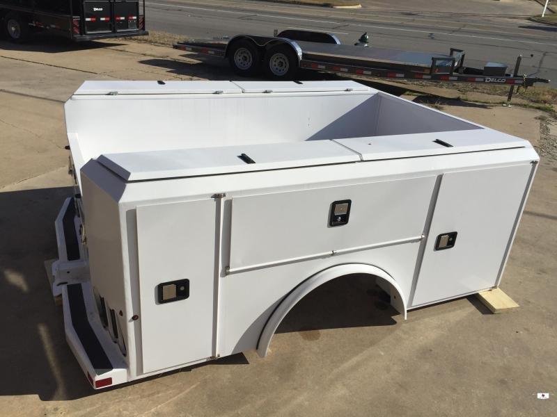 2020 Norstar SC0868456 Truck Bed