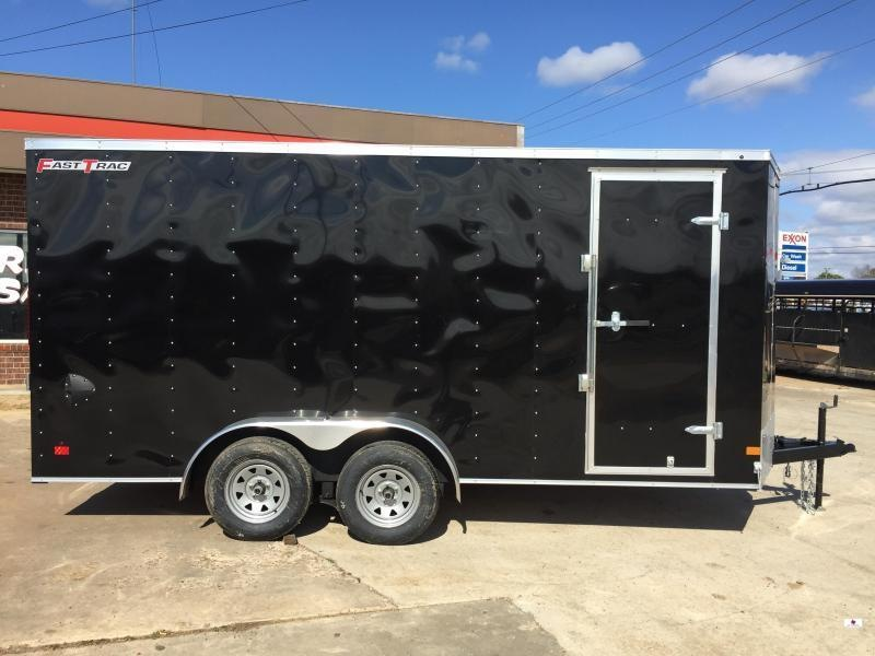 2020 Wells Cargo FT7142 Enclosed Cargo Trailer