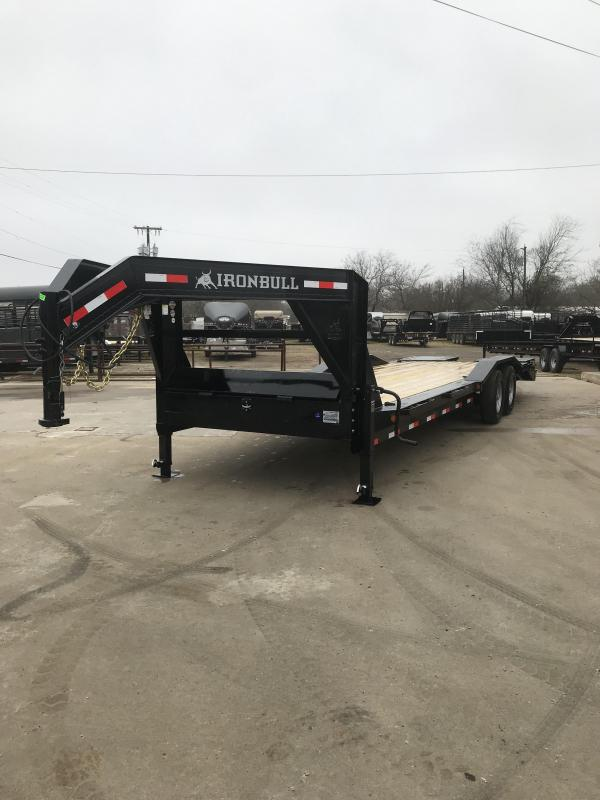 2020 Iron Bull ETG0226072 Equipment Trailer