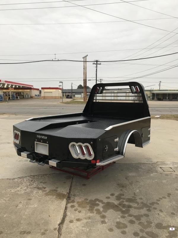 2018 Norstar WH094886003 Truck Bed