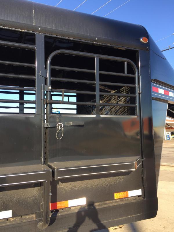 2020 Delco Trailers GP6824270 Livestock Trailer