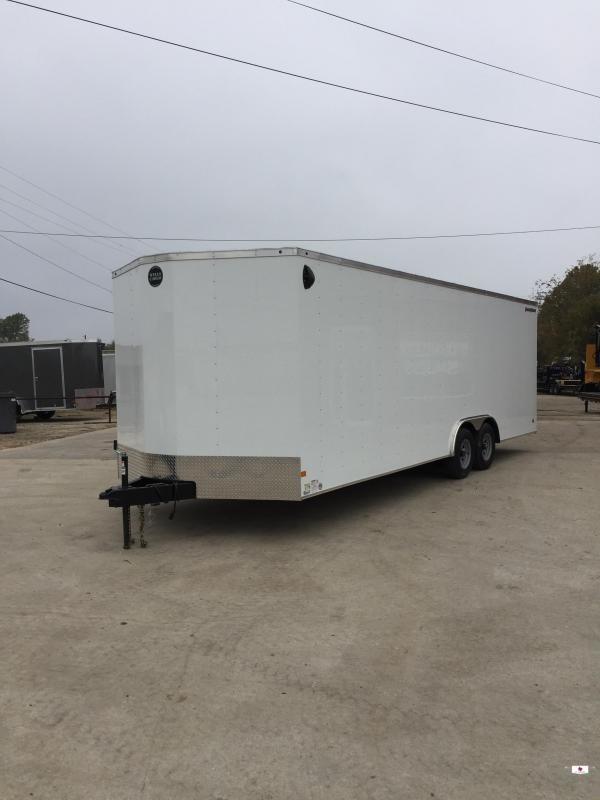 2020 Wells Cargo FT8524 Enclosed Cargo Trailer