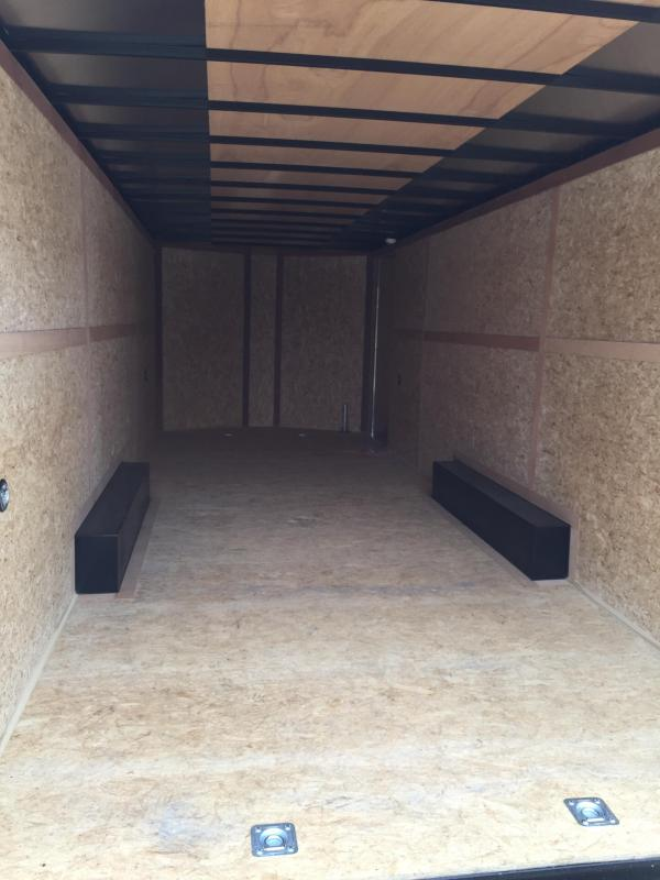 2020 Wells Cargo FT8524 Enclosed Cargo Trailer