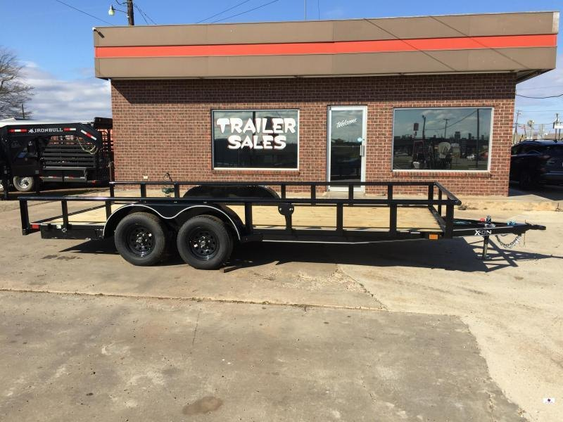 2020 X-On UT831823 Utility Trailer