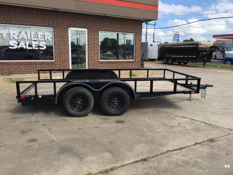 2019 X-On UT831423 Utility Trailer