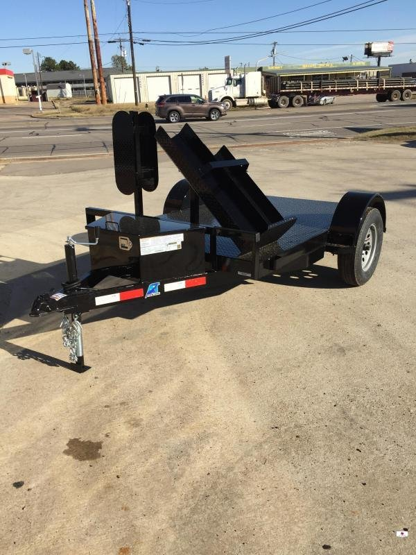 2020 AT Trailers AT58W Other Trailer