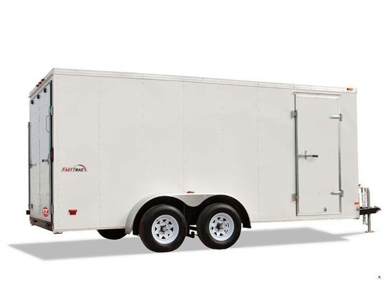 2020 Wells Cargo FT7162 Enclosed Cargo Trailer