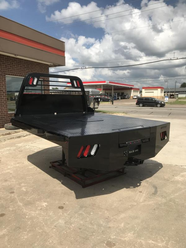 2019 Crownline (Hay Beds) SXD Truck Bed