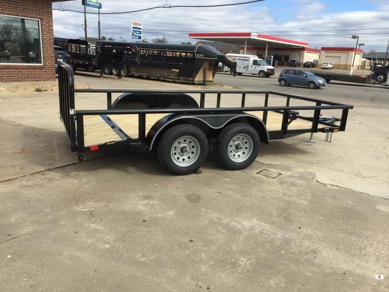 2020 X-On UT831423 Utility Trailer