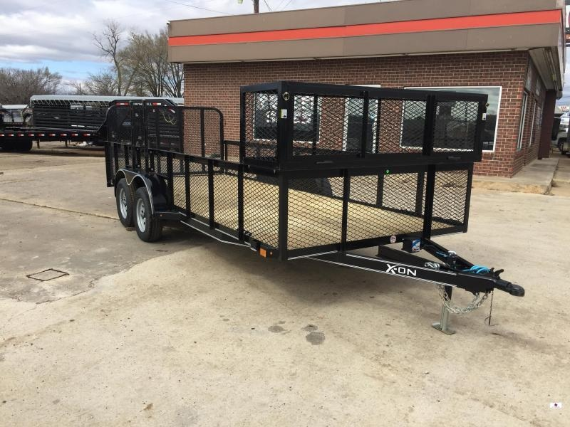 2020 X-On LT831623 Utility Trailer