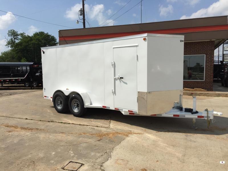 2020 Delco Trailers BE68X1627K Enclosed Cargo Trailer