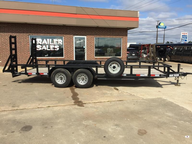 2017 Stagecoach 83X20PTMDTA6 Equipment Trailer