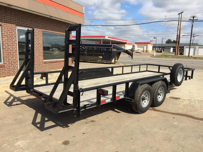 2017 Stagecoach 83X20PTMDTA6 Equipment Trailer