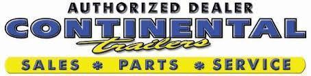 Continental Trailers CTP2455B PONTOON Boat Trailer