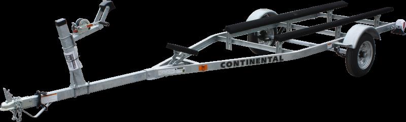 Continental ALUMINUM GTA1612 GHEENOE Trailer