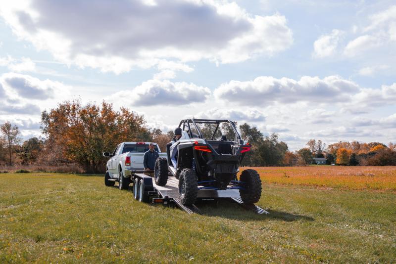 2020 Sure-Trac 7 x 20 10K Wood Deck Car / Racing Trailer