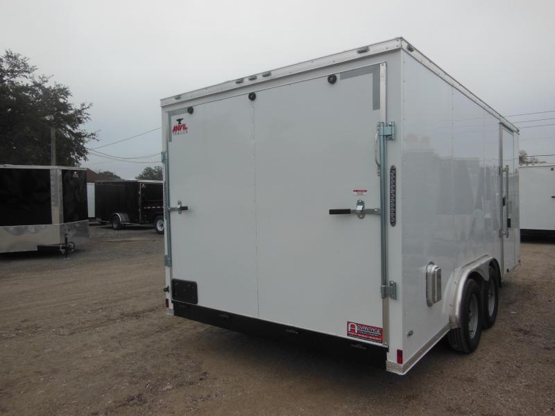 Anvil 8 x 16 LS Enclosed Cargo Trailer