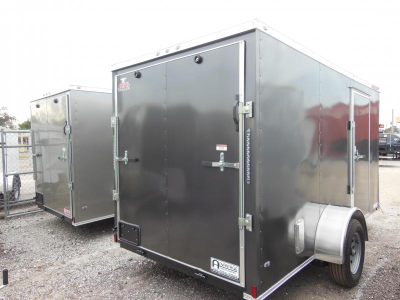 2020 Anvil 6 x 12 LS Enclosed Cargo Trailer